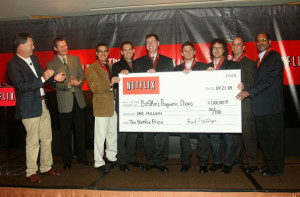 Winners of the Netflix Prize